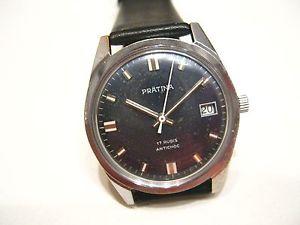 【送料無料】prtina vintageuhr nr691705 fe1401 von 1975