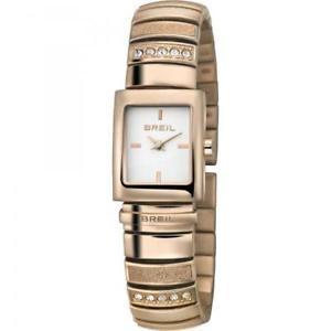 【送料無料】orologio donna breil random tw1331 bracciale acciaio ros bianco swarovski