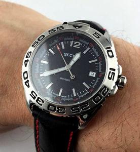 【送料無料】sector 490 watch orologio corona a vite diver 40mm eta swiss made sport acciaio