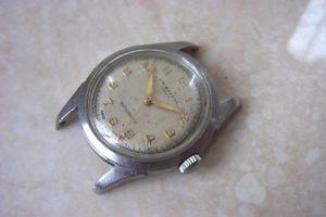 【送料無料】a jw benson automatic wristwatch c early 1950s needs service