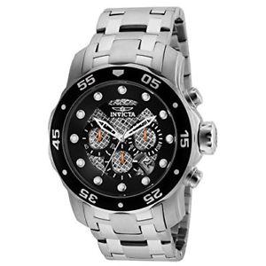 【送料無料】invicta mens pro diver quartz stainless steel diving watch 25331