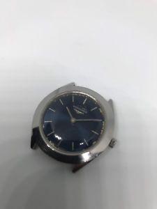 【送料無料】longines hand winding vintage watch 8473 not working 35 mm