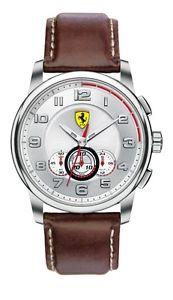 【送料無料】 scuderia ferrari 0830058 mens heritage watch 2 years warranty