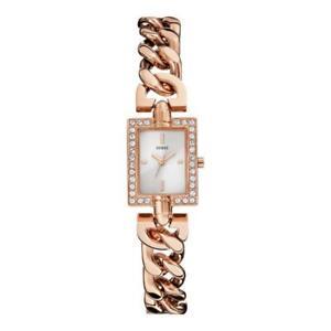 【送料無料】orologio donna guess mini mod w0540l3 bracciale acciaio ros swarovski classico