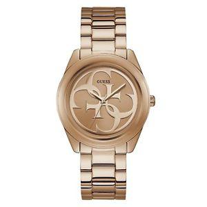 【送料無料】guess w1082l3 womens g twist wristwatch