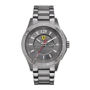 【送料無料】 scuderia ferrari 0830106 mens xx watch 2 years warranty
