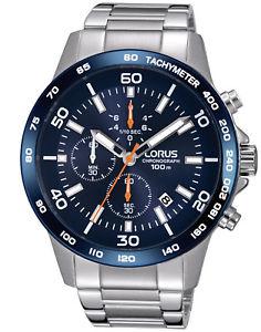 【送料無料】lorus herrenuhr chronograph chrono rm391cx9