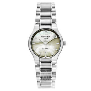 certina womens quartz watch c0122091111700