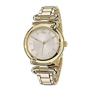 【送料無料】orologio donna just cavalli street r7253174545 bracciale acciaio gold dorato