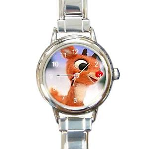 【送料無料】rudolph the rednosed reindeer classic christmas charm watch christmas gift