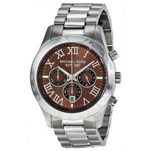 【送料無料】mens brand michael kors chronograph watch mk8213