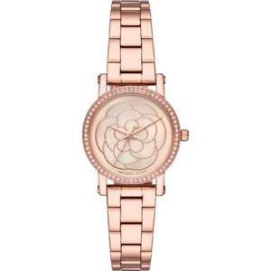 【送料無料】michael kors womens 28mm petite norie rose goldtone watch mk3892