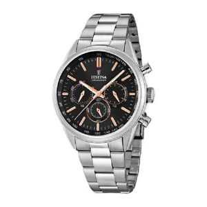orologio festina uomo nero  f16820b
