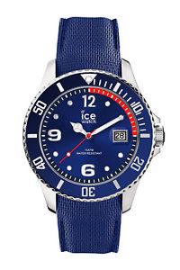 【送料無料】icewatch herrenuhr ice steel blue m 015770