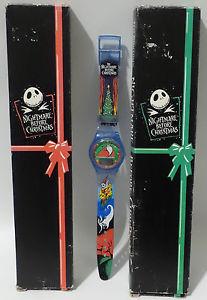 【送料無料】a nightmare before christmas digital watch made for touchstone studios tk