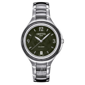 【送料無料】certina womens quartz watch c0182101105700