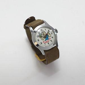 【送料無料】vintage 1950s popeye wrist watch excellent condition rare
