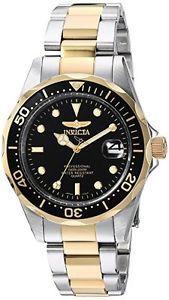 【送料無料】invicta mens 8934 prodiver collection twotone stainless steel watch