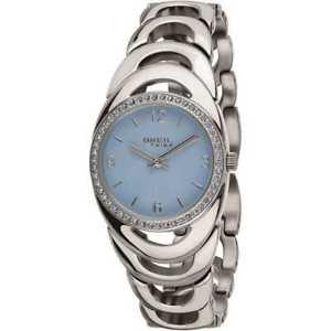 【送料無料】moda orologio breil tribe saturn donna celeste con cristalli ew0393
