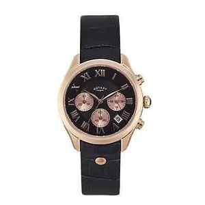 【送料無料】 rotary ls0030310 ladies rose gold watch 2 years warranty