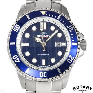 【送料無料】rotary brand ladies date watch