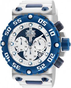 【送料無料】invicta mens subaqua chrono 100m stainless steelpolyurethane watch 25040