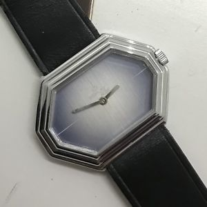【送料無料】8715 vintage watchreplay mai indossato nos swiss made 38mm carica manuale