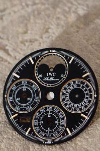 【送料無料】iwc da vinci ewiger kalender chronograph zifferblatt