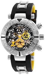 【送料無料】invicta 24878 mens garfield subaqua noma i chronograph watch