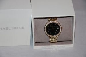 【送料無料】michael kors womens mini darci stainless steel bracelet watch 33mm mk3738