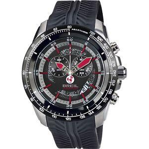 【送料無料】orologio breil abarth extension uomo tw1488 gomma watch nero rosso sportivo