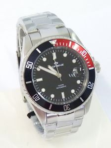 【送料無料】orologio automatico lorenz diver lz26959bb 26959bb listino 41900 man watch