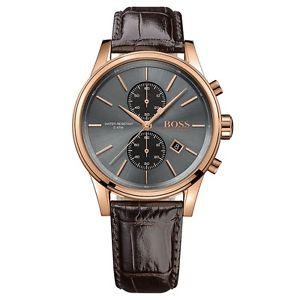 【送料無料】 hugo boss hb 1513281 mens chronograph watch 2 years warranty