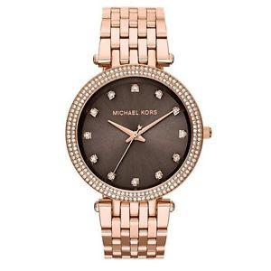 【送料無料】orologio michael kors da donna collezione darci mk3217 acciaio oro rosa