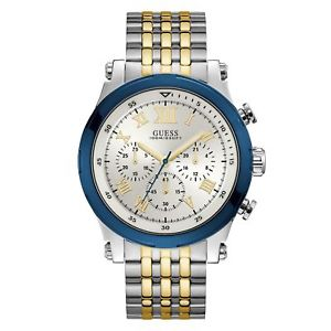 【送料無料】guess w1104g1 mens anchor wristwatch