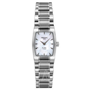 【送料無料】certina womens quartz watch c0121094411100