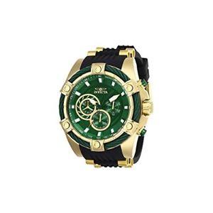 【送料無料】invicta bolt 25532 silicone, polyurethane, stainless steel chronograph watch