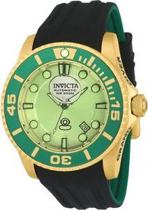 【送料無料】 mens invicta 22992 pro diver grand diver automatic silicone strap watch
