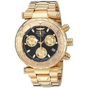 【送料無料】invicta subaqua 25800 stainless steel chronograph watch