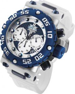 【送料無料】 mens invicta 25040 subaqua nitro chronograph silicone strap watch