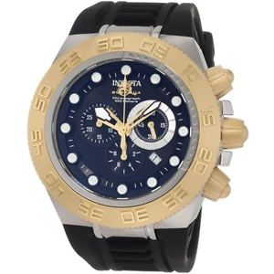 【送料無料】invicta mens 1531 subaqua 18k gold watch