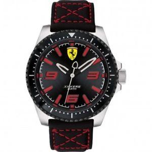 【送料無料】fer0830483 orologio uomo scuderia ferrari xx kers fer0830483