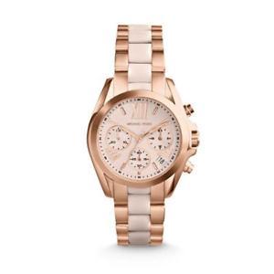 【送料無料】michael kors mk6066 bradshaw chronograph damenuhr