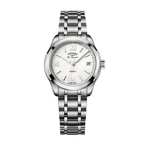 【送料無料】neues angebotrotary lb9017301 womens legacy wristwatch