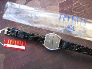【送料無料】vintage ladies juvenia automatic watch, tag and bag,,,,,nos