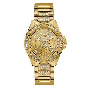 【送料無料】guess w1156l2 womens lady frontier wristwatch
