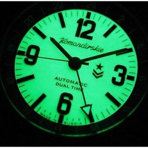 vostok russian commander k34 automatic watch 24264766134