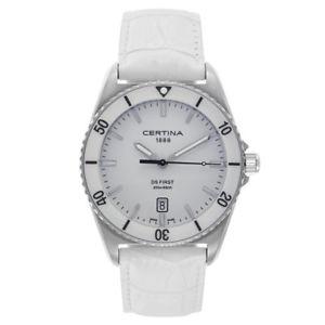 【送料無料】certina mens quartz watch c0144101601100