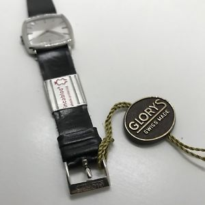 8725 vintage watch glorys mai indossato nos 30mm carica manuale