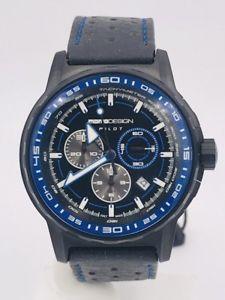 【送料無料】orologio momodesign made in italy md2164ss22 pilot 596 scontatissimo nuovo